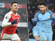 SoC: Arsenal dong y doi Sanchez lay Aguero