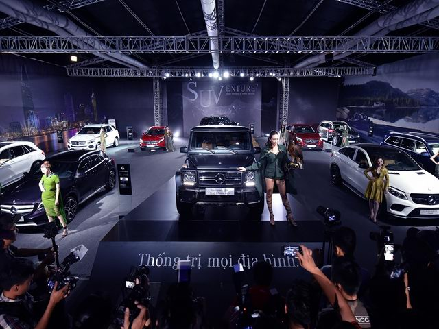 mercedes-benz fascination 2017 sap dien ra o ha noi hinh anh 1