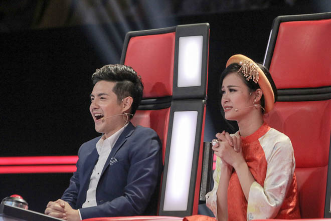 huong tram thay the dong nhi lam giam khao the voice kids hinh anh 1