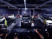 o to - Xe may - Mercedes-Benz Fascination 2017 sap dien ra o Ha Noi