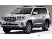 o to - Xe may - Toyota Land Cruiser Prado 2018 cai tien it hon ky vong