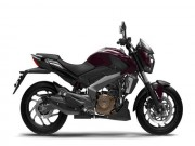 "o to - Xe may - Bajaj Dominar 400 nhan them ""mau ao"" moi"
