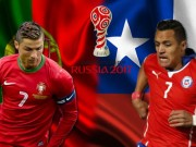 The thao - Link xem truc tiep Bo dao Nha vs Chile