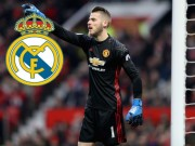 The thao - dIeM TIN SaNG (29.6): De Gea nang nac doi sang Real