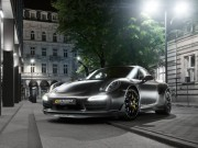 o to - Xe may - Ngam Porsche 911 Turbo S do 700 ma luc dep mat