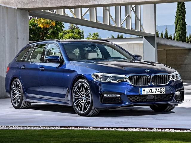 bmw 5-series touring 2017 co gia tu 2,2 ty dong hinh anh 1
