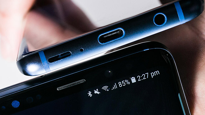 samsung tiet lo cach ho cai thien chat luong am thanh tren galaxy s9 va s9+ hinh anh 1