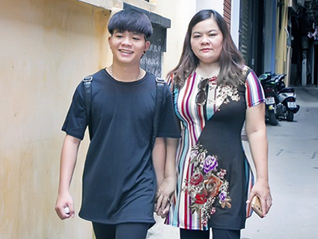 Mẹ Quang Anh The Voice Kid: