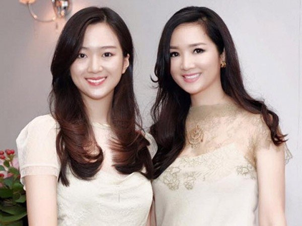 hh giang my lam me don than nuoi con truong thanh la niem hanh phuc hinh anh 1