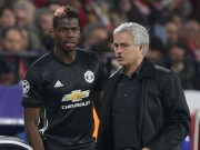 "NoNG: HLV Mourinho quyet dinh ""tong tien"" Pogba"