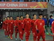 The thao - Bong da Viet Nam co co hoi vang tham du World Cup 2022
