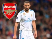 "The thao - SoC: Arsenal ""pha ket"" tau Karim Benzema"