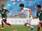 The thao - U19 Ma-roc gay soc truoc U19 Mexico