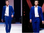 The thao - He lo bat ngo ve ly do Bui Tien Dung len san catwalk