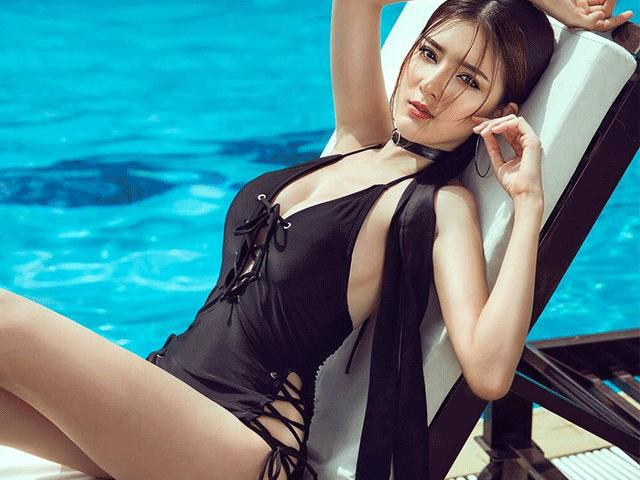 "Cuoc song cua hot girl ""dao keo"" Lilly Luta sau 5 nam chia tay Bui Anh Tuan"