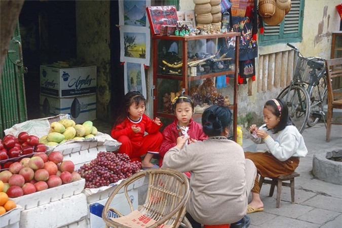 loat anh tuyet voi ve viet nam cuoi thap nien 1990 (phan i) hinh anh 5