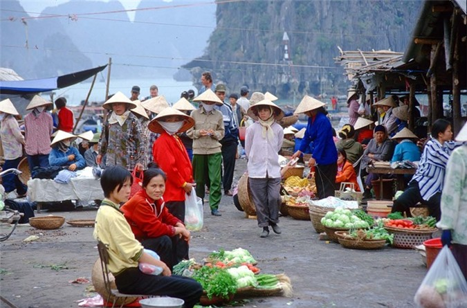 loat anh tuyet voi ve viet nam cuoi thap nien 1990 (phan i) hinh anh 8