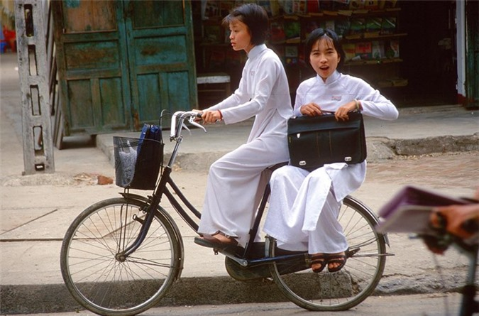 loat anh tuyet voi ve viet nam cuoi thap nien 1990 (phan i) hinh anh 11
