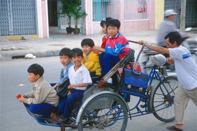 loat anh tuyet voi ve viet nam cuoi thap nien 1990 (phan i) hinh anh 12