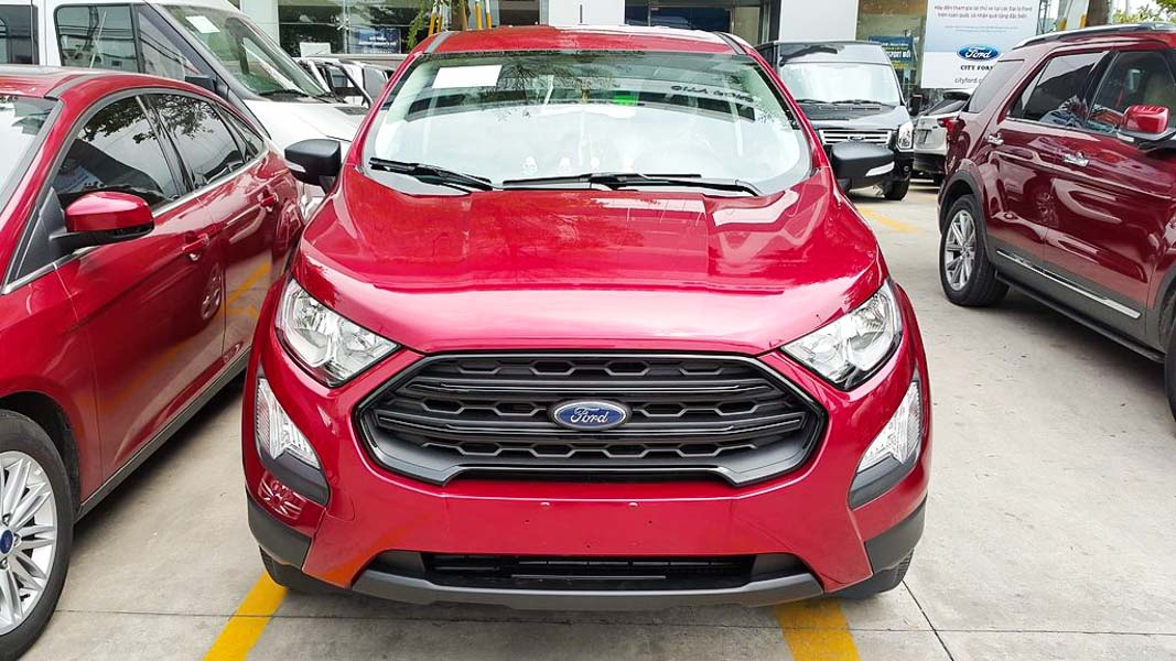 ford ecosport phien ban gia re ambiente 1.5 mt co gia ban chi 545 trieu dong hinh anh 2