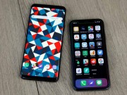Galaxy S9 lai lan nua khien iPhone X be bang nhan thua
