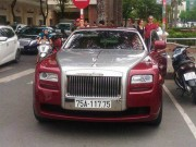 o to - Xe may - Rolls-Royce Ghost  & quot;ngu quy 1 & quot; bat ngo ve tay dai gia Hue