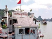 Su that ve  & quot;tour du lich kinh hoang tren vinh Ha Long & quot;