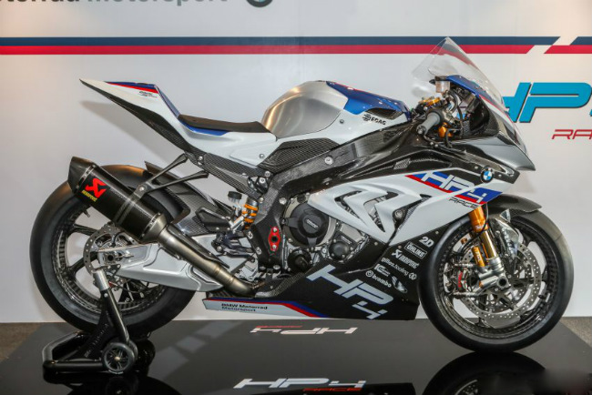 ngam tuyet pham 2018 bmw motorrad hp4 race gia 2,8 ty dong hinh anh 5