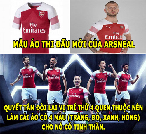 anh che bong da (23.5): arsenal muon ve top 4, real moi wenger lam hlv hinh anh 1