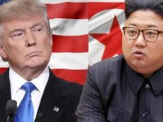 Trump bat ngo huy gap Kim Jong un
