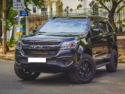 "o to - Xe may - SUV co trung Chevrolet Trailblazer ""do"" dau tien tai Viet Nam"