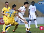 Lich phat song truc tiep vong 9 V. League 2018: dai chien Hang day