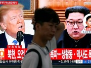 Khong phai vi PTT My, day moi la ly do Trump huy gap Kim Jong Un