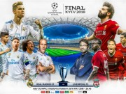 The thao - Xem truc tiep Real Madrid vs Liverpool tren kenh nao?