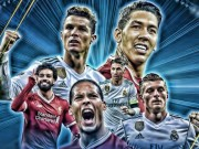 The thao - Link xem truc tiep Real Madrid vs Liverpool