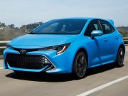 o to - Xe may - Toyota Corolla Hatchback 2019 co gia ban tu 453 trieu dong