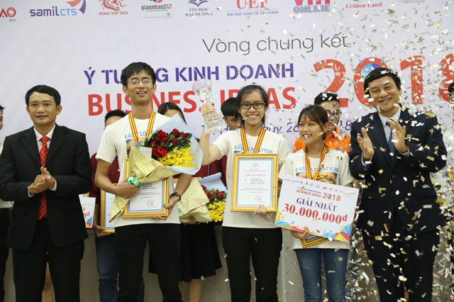 chung ket cuoc thi business ideas 2018 hinh anh 2