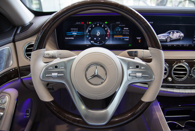 chi tiet mercedes-benz s450l 2018 hoan toan moi voi gia ban hon 4,2 ty dong hinh anh 10