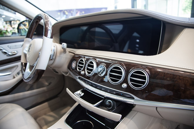 chi tiet mercedes-benz s450l 2018 hoan toan moi voi gia ban hon 4,2 ty dong hinh anh 9