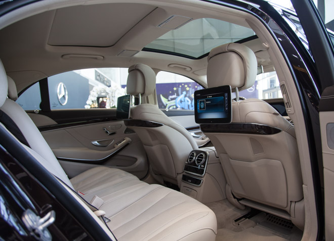 chi tiet mercedes-benz s450l 2018 hoan toan moi voi gia ban hon 4,2 ty dong hinh anh 13