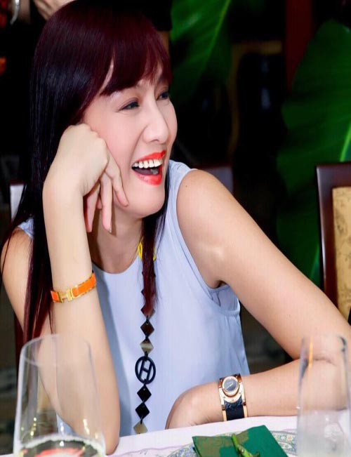 "nu hoang anh lich co cat xe hang ""top"" thap nien 80-90 gio ra sao? hinh anh 7"