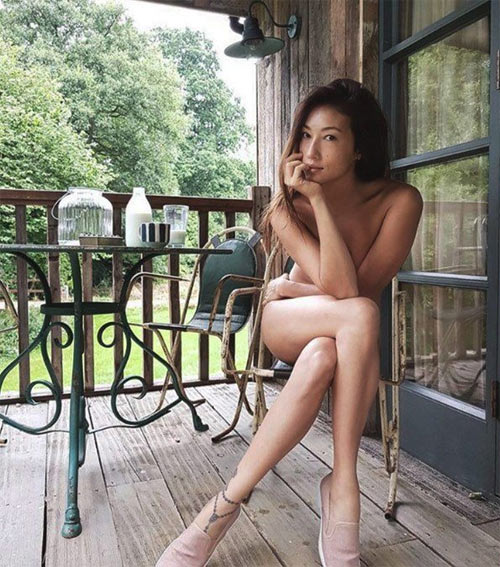 anh nude tuyet dep cua cac nguoi mau philippines hinh anh 1