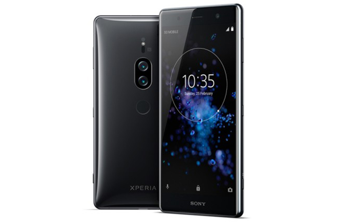 sony xperia xz3 lo dien voi camera kep mat lung, thiet ke sexy hinh anh 1