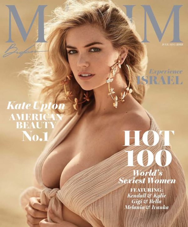 kate upton- nguoi mau goi cam nhat the gioi chup anh khoe vong 3 hinh anh 1