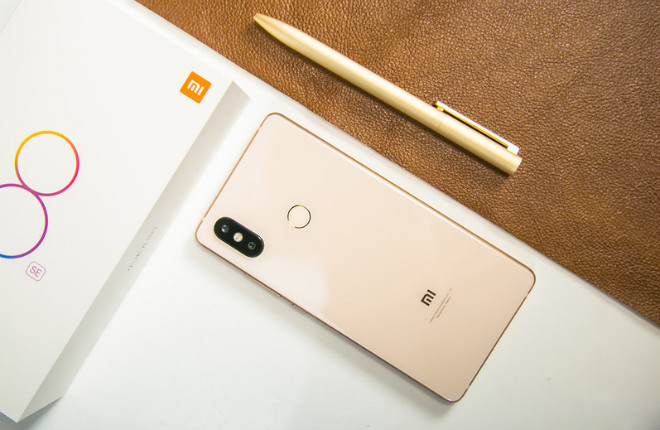 anh thuc te smartphone chay snapdragon 710 dau tien tren the gioi hinh anh 10