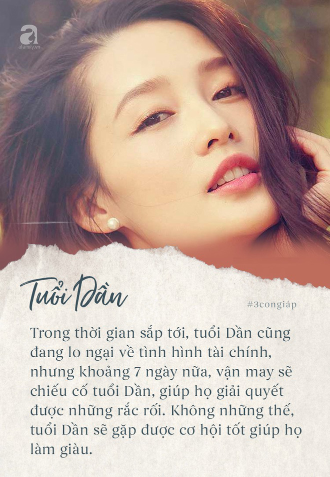 3 con giap nay se phat tai trong 7 ngay toi, co co hoi thoat ngheo, song cuoc doi thinh vuong hinh anh 1