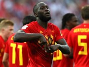 World Cup - Romeu Lukaku nhan xet gay soc ve CdV Bi