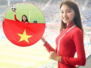 """Ban gai tin don"" Van duc U23 sang tan Nga xem World Cup"
