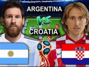 The thao - Phan tich ty le Argentina vs Croatia (1h00 ngay 22.6): an it cung la… an