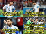 anh - Video - aNH CHe WORLD CUP (22.6): Messi bao hai Argentina, Maradona cau xin Croatia